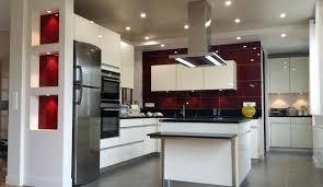grande cuisine moderne cuisine model finest best faience cuisine marron et beige photos