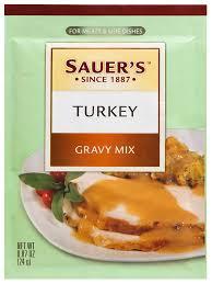 turkey gravy mix turkey gravy mix c f sauer