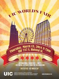 Chicago World S Fair 1893 Map by World U0027s Fair Showcases Campus Diversity Uic Today
