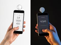 lumu power meters light flash color temperature digital
