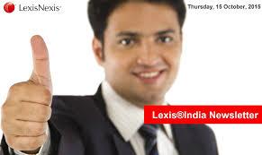 lexisnexis law books lexis india newsletter oct 2015 lexisgreen law books on a pen