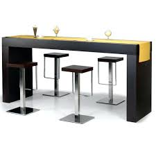 table bar rangement cuisine table de bar rectangulaire table bar table haute cuisine