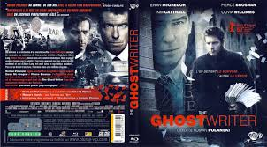 The Ghost Writer by Jaquette Dvd De The Ghost Writer Blu Ray Cinéma Passion