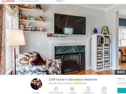 airbnb nashville tiny house nashville council approves airbnb phase out bill for residential