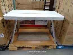 Costco Desks For Home Office Awesome Tresanti Tech Desk In Costco Standing Desk Hazagali