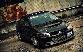 mitsubishi modified wallpaper mitsubishi lancer evolution a car that can dominate just about