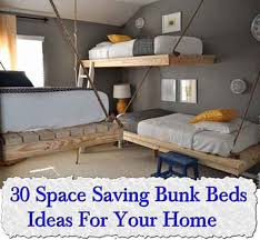 30 space saving bunk beds ideas for your home