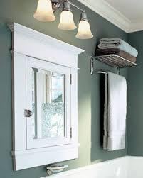 Medicine Cabinets Recessed How To Install A Recessed Bathroom Medicine Cabinet