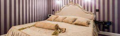 chambre à coucher style baroque chambre à coucher dans le style baroque photo stock image du home