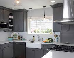 modern grey kitchen cabinets 120 grey kitchen cabinets to complete the chic