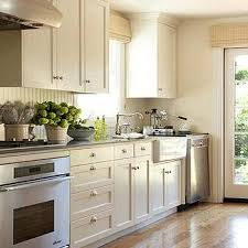 ivory beadboard kitchen cabinets design ideas
