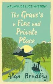 A Place Book The Grave S A And Place By Alan Bradley