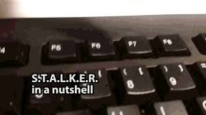 Funny Stalker Memes - s t a l k e r in a nutshell s t a l k e r know your meme