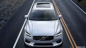 2018 volvo xc60 t8 r design color crystal white top hd