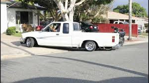 toyota trucks slammed toyota pickup mini truck youtube