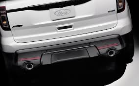 Ford Escape Exhaust - 2013 ford explorer sport priced at 41 545