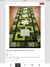 st patrick s day table runner 132 best st patricks day quilts images on pinterest appliques