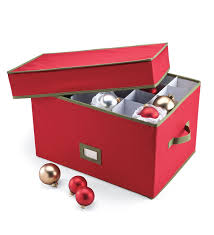ornament storage boxes containers buy santa s site