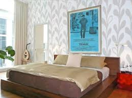 bedroom with brown wallpaper decorating room ideas general teenage bedroom color schemes pictures options ideas hgtv