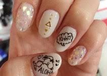 thanksgiving fingernails best 20 beautiful hawaiian nail