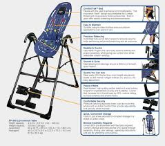 How Long To Use Inversion Table 34 Best Inversion Images On Pinterest Inversion Table Health