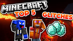 minecraft top 5 glitches items duplizieren german