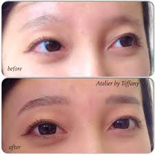 Eyebrow Tattoo Before And After 3d Natural Eyebrow Tattoo By Atelier By Tiffany Yelp