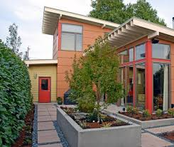quick guide to selecting mid century modern colors for exterior paint