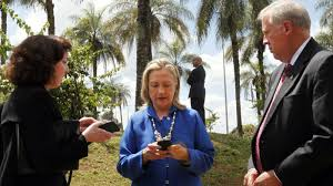 Hillary Clinton Chappaqua As Clinton Defends Email Policy Department Ig Finds Flaws Npr