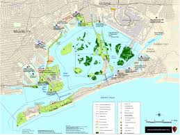 Jamaica Map Jamaica Bay Research And Management Information Network Maps Page