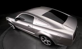 iacocca mustang price ford mustang silver 45th anniversary edition introduced by