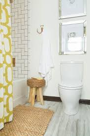 Jute Bathroom Rug White And Yellow Bathroom Design Contemporary Bathroom