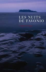 LES NUITS DE FAVONIO (couverture)