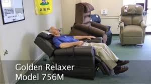 Golden Chair Lift The Best Lift Chair The Golden Relaxer Youtube