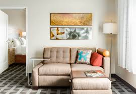 one bedroom suite living room towneplace suites miami airport