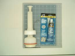 Eljer Flapper Valve Mansfield Toilet Parts 212 1034 Flush Valve With Tube Of 100