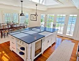 Small Kitchen Island With Sink Best 25 Large Kitchen Island Ideas On Pinterest Large Kitchen
