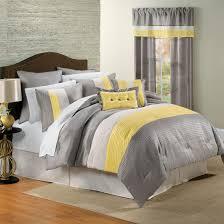 Home Design Comforter Yellow And Grey Comforter Sets 2039
