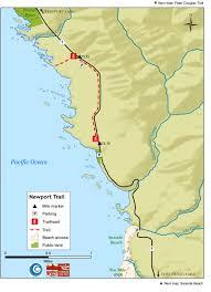 Pacific Coast Highway Map Newport Beach Bike Path Map The Most Beautiful Beach 2017