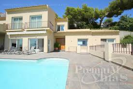 Reihenhaus Zu Kaufen Luxusvilla Altea Costa Blanca Spanien Moderne Villa Zu Verkaufen