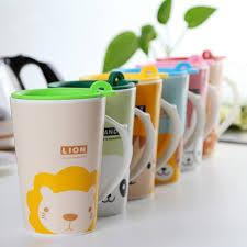 amazon com life is beautiful series animal ceramic mugs