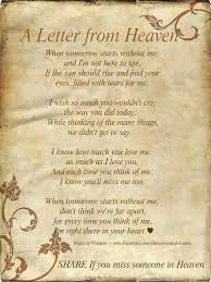 poems quotes inspirational of babies going to heaven