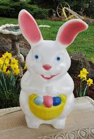 Outdoor Easter Decorations On Pinterest by 75 Best Blow Molds Easter Images On Pinterest Vintage Easter