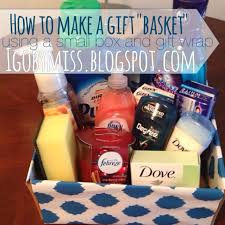 How To Make A Gift Basket I Go By