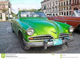 classic citroen classic citroen in havana cuba editorial photography image