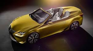 future lexus cars top four dazzling and incomparable lexus future cars