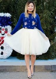 White Christmas Dress Ideas by Be Stylishly Toasty In Chic Winter Party Outfits For Upcoming