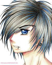 thinking of changing my hair hmmm anime pinterest emo
