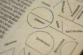 classics student tackles history of geometry diagrams stanford news