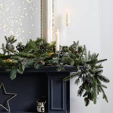 christmas room decorations the white company uk